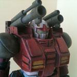 増加装甲をつけてみました。