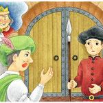 「小学道徳 生きる力」門番のマルコ