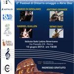 Festival Omaggio a Alirio Diaz 2