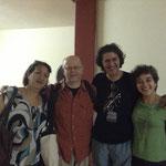 Maria Isabel Diaz,Pavel Steild,Senio Diaz Y Josefa Diaz