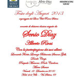 Concerto Lions- Hotel de la Ville - Roma 10-12-13