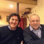 Senio Diaz e Antonio Meneses