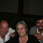 Victor Pellegrini,Consolina Risi de Diaz y Damiano Leonelli