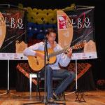 Andres Castro primer premio categoria D segundo Concurso Nacional Alirio Diaz