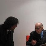 M° Jose Antonio Abreu e Senio Diaz