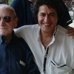 M° Umberto Incutti e Senio Diaz