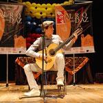 primer premio en la categoría C. en el Concurso Nacional Alirio Diaz II Edición