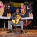 Norman Gomez segundo premio en la categoría E. en el Concurso Nacional Alirio Diaz II Edición