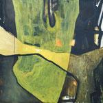 Susanne Möhring, les cachettes, 2009, Öl, Lwd, 94,4 x 120 cm
