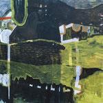 Susanne Möhring, les cachettes, 2009, Öl, Lwd., 94,4 x 120 cm