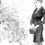桐野夏生「猿の見る夢」26-2 週刊現代(講談社) 2014