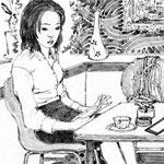 岩井志摩子「愛人の記憶の散逸」10-2 週刊ポスト(小学館) 2007