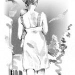 岩井志摩子「愛人の記憶の散逸」3-2 週刊ポスト(小学館) 2007
