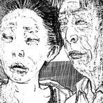 桐野夏生「猿の見る夢」47-1 週刊現代(講談社) 2014