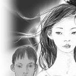 岩井志摩子「愛人の記憶の散逸」9-1 週刊ポスト(小学館) 2007