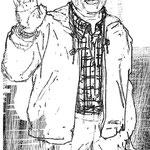 桐野夏生「猿の見る夢」40-1 週刊現代(講談社) 2014