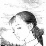 岩井志摩子「愛人の記憶の散逸」4-2 週刊ポスト(小学館) 2007