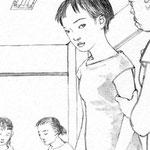 岩井志摩子「愛人の記憶の散逸」17-2 週刊ポスト(小学館) 2007