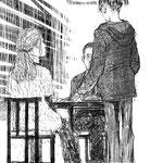 桐野夏生「猿の見る夢」17-2 週刊現代(講談社) 2013