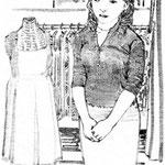 岩井志摩子「愛人の記憶の散逸」15-2 週刊ポスト(小学館) 2007