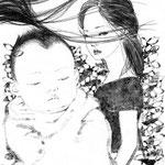 岩井志摩子「愛人の記憶の散逸」14-2 週刊ポスト(小学館) 2007