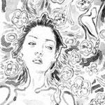 岩井志摩子「愛人の記憶の散逸」1-2 週刊ポスト(小学館) 2007