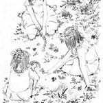 岩井志摩子「愛人の記憶の散逸」12-2 週刊ポスト(小学館) 2007