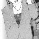 岩井志摩子「愛人の記憶の散逸」17-1 週刊ポスト(小学館) 2007