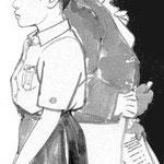 岩井志摩子「愛人の記憶の散逸」7-1 週刊ポスト(小学館) 2007