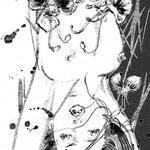 岩井志摩子「愛人の記憶の散逸」10-1 週刊ポスト(小学館) 2007
