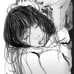 岩井志摩子「愛人の記憶の散逸」5-1 週刊ポスト(小学館) 2007