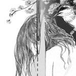 岩井志摩子「愛人の記憶の散逸」3-1 週刊ポスト(小学館) 2007