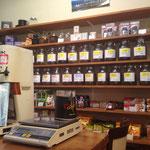 多治見で自家焙煎珈琲を買うなら「珈琲工房 豆家」販売コーナー