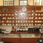多治見で自家焙煎珈琲を楽しむなら「カフェ豆家」こだわりのカップ