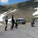 "Gavia-Pass - Der ""Hillclimber"": Success!"