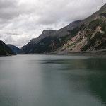 Der Stausee von Livigno