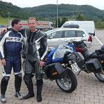 Treffen mit Bruder Jürgen in Gruibingen
