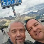 2 Männer und der Pass