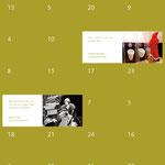 ullstein bild > Weihnachtsgruß > Adventskalender