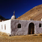 Hoja Alamdor, holiest place in Bartang Valley
