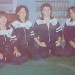 attività palestra scuola 1983