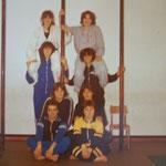 attività palestra scuola 1982