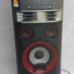 Bluetoothbox 1000W Komplett