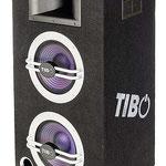 Bluetoothbox 500W Komplett