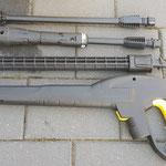 Hochdruckreiniger 140bar Handgriff