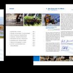 Marschenverband Schleswig-Holstein: Infobroschüre, Fotografie