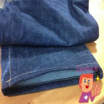 Jeans no Susoage & Repair