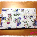Flower Fairies Flat Pouch