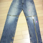 Men's JEANS (remake)