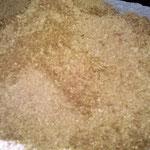 Sustrato de coco en polvo, fibra de coco, sustrato de coco
